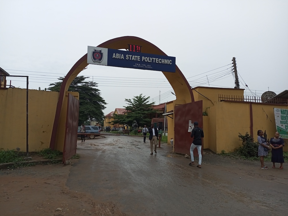 Breaking News: Abia Poly announces new resumption date